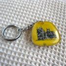 Itajai Brazil Santa Catarina Keychain Keyring VINTAGE