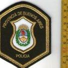Argentina Buenos Aires Police  Shoulder  Patch Obsolete