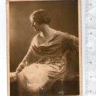 German Lady Studio Cabinet  circa 1930 PHOTOGRAPH PHOTO