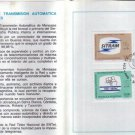 Argentina  First Day Card STAMPS Telegraph Telephon System FDC