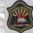 Argentina Salta Province Police Urban Security Patch