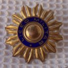 Argentina Army Academy Promotion Badges Badge RARE