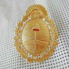 Argentina  Entre Rios Police Hat  Badge  Shield Obsolete
