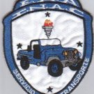 Argentina Air Force INAC Transportation  Patch Patches
