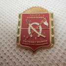 Argentina  Police Cavalry   Badge Lapel  Pin VINTAGE