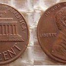 United States 1 Cent 1986 D Coin Coins EXCELLENT