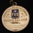 Argentina Buenos Aires St Joseph College Medal RARE
