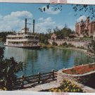 Disney 1978 Admiral Joe Fowler Steamboat Ship Postcard