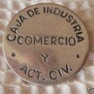 Argentina Commerce Chamber Trade Union Badges Badge OLD