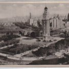Buenos Aires Retiro English Tower  Postcard Postcards
