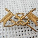 Argentina Army Cavalry  Pin Badge Emblem
