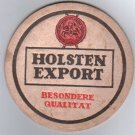 ANTIQUE HOLSTEN Hamburg Bier Beer Coaster Coasters
