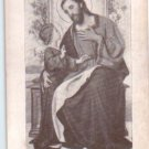 Saint Joseph Holy Child Jesus Christ Holy Card Cards