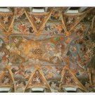 Slovenia Ljubliana Church Christian Cathedral Roof Picture Postcard