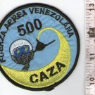 Venezuela  Air Force 500 Group Fighting Team  Shoulder Patch