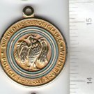 Argentina Federal  Police Officers Club Medal VINTAGE