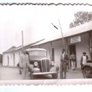 Argentina Car Ford Phaeton and Customs Photo OLD