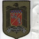 Argentina Air Force Base 6 Group Subdued Patch