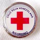 Venezuela Nursing  Red Cross RC Lapel  First Aid Pin