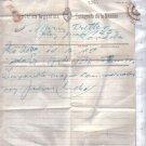 Argentina Original 1940 Postal Telegram
