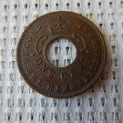 EAST AFRICA 1 Cent  1949 COIN ALMOST UNC