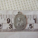 Jesus Christ Virgin Mary Helping Pompei Carmel Holy Medal