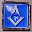 Masonic Mason Shrine Shield Emblem Pin Tie Tac Pins
