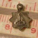 Jesus Christ Virgin Mary Lujan Holy  Medal TINY