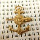 Argentina Navy Marines Infantry Badge Emblem TINY