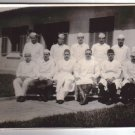 Argentina Army  German Look WW2 Times Nursing Medical Team REAL Photo