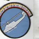Venezuela Air Force Helicopter Team Patch