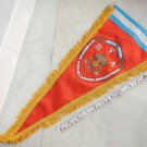 OLD Argentina FD Fire Brigade Firefighters Volunteer Teams Pennant Flag