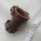 Argentina Army Leather Flag Pole Holster VINTAGE