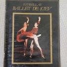 Argentina Kiev´s Ballet Theatre 1981 Souvenir  Program Pages Pasted by Moisture