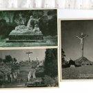 Argentina Tandil Calvario Jesus Christ Easter Monument  Postcard 3 Postcards
