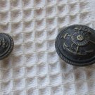 Argentina Navy Marines Infantry Button 2 Buttons OLD 2