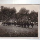 Argentina Army  German Look WW2 Times Cavalry  Artillary Cannons REAL Photo 3