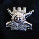 Argentina Corrections DOC Prison Emblem Rifle Badge 2