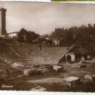 Italy Italia Fiesole Roman Theatre Postcard