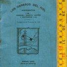 Argentina Obreros Riel Railway Railroad Train Worker 1950 Share Stock Book 26 pg