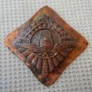 Argentina Air Force Uniform Emblem Badge OLD #2