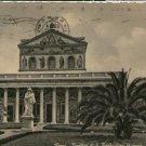 Italy Italia Roma St Paul Basilica Postcard