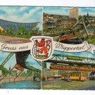 Germany Grusse Aus Wuppertal Greetings Postcard