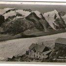 Austria Franz Josefshaus m. Pasterze u. Großglockner Postcard