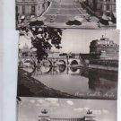 Italy Rome Roma Italia Vintage Postcard SET OF 3