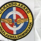 Dominican Air Force Air  Command Patch