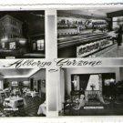 Italy Italia Albergo Gorzone Hotel Advertising Postcard Vintage