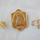 Argentina Corrections Jail Prison DOC  Badge Badges LOT OF 3