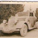 Dodge Phaeton Coupe Vintage 1936  REAL Photo