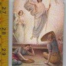 Argentina Jesus Christ Resurrected Vintage Holy  Card